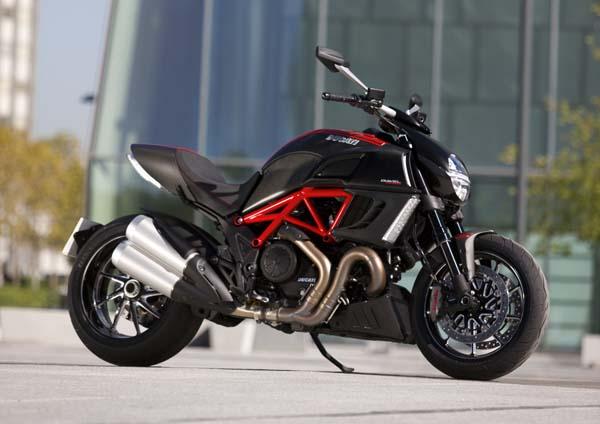 2011 Ducati Diavel Cruiser
