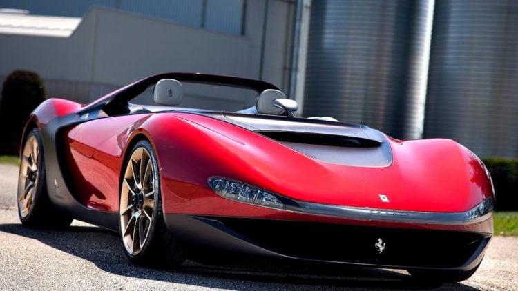 2013 Ferrari Pininfarina Sergio Concept
