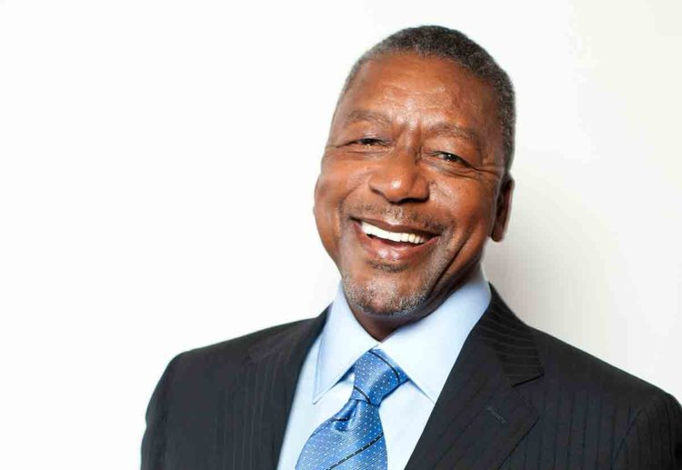 BET founder Robert Johnson