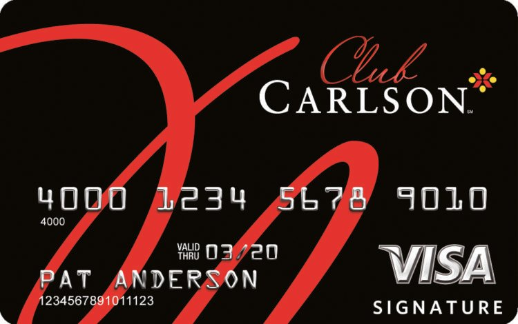 Club Carlson Credit Card