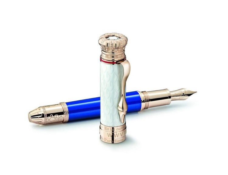 Fountain Pen Patron of Art Homage to Hadrian Limited Edition 4810