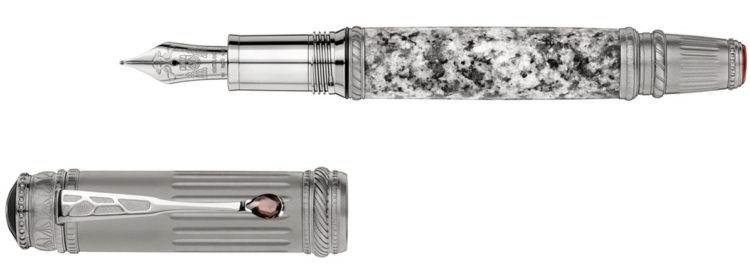 Fountain Pen Patron of Art Hommage à Scipione Borghese Limited Edition 4810