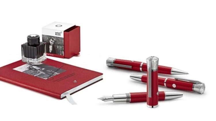Great Characters James Dean Limited Edition 1931 Fountain Pen