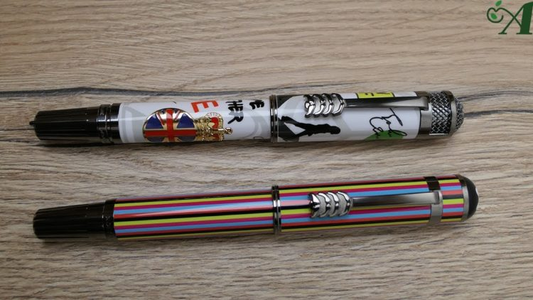 Great Characters The Beatles Limited Edition 1969 Rollerball Pen