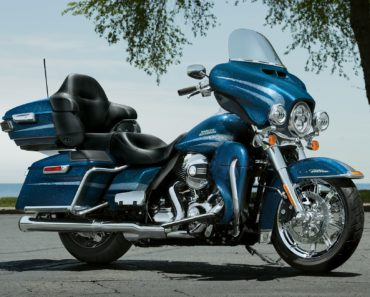 A Closer Look at The Harley-Davidson Electra Glide Ultra