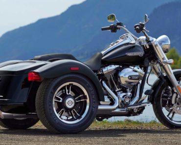 A Closer Look at the Harley-Davidson FLRT Freewheeler