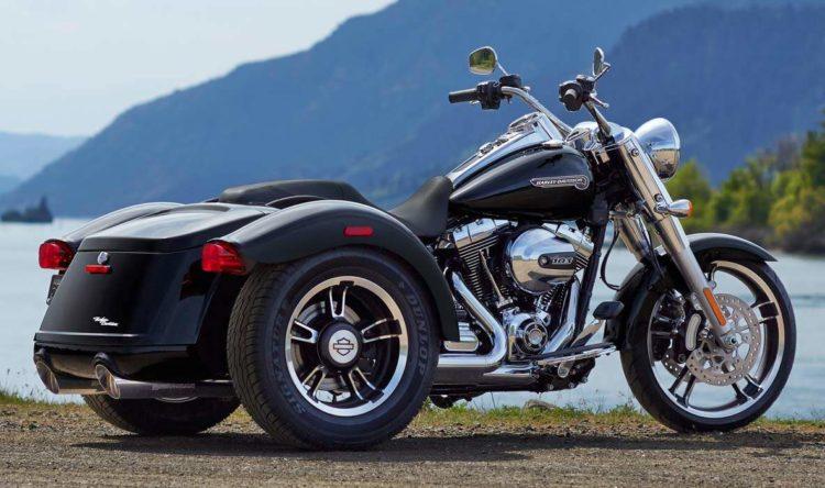 Harley-Davidson FLRT Freewheeler