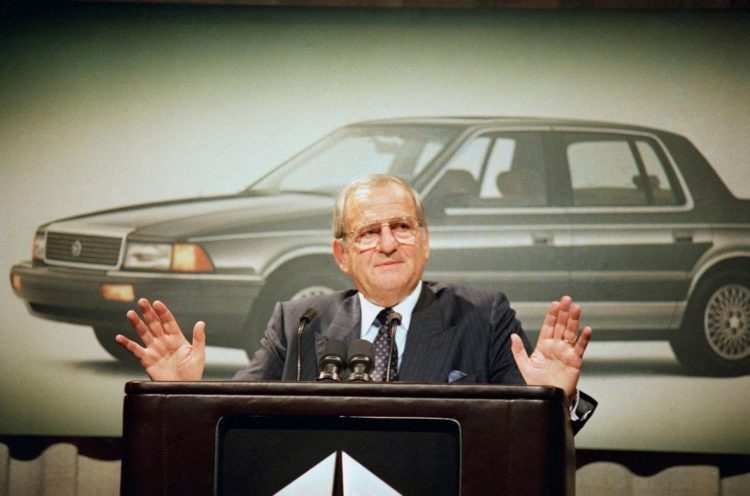 Lee Iaccoca