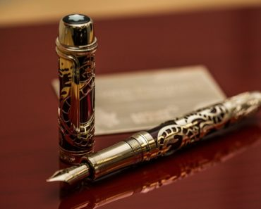 Luciano Pavarotti Limited Edition 4810 Fountain Pen