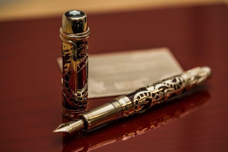 Luciano Pavarotti Limited Edition 4810 Fountain Pen