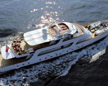 A Closer Look at Nicolas Cage's Yacht Sarita