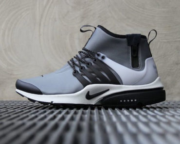 Nike Air Presto Mid Cool Grey