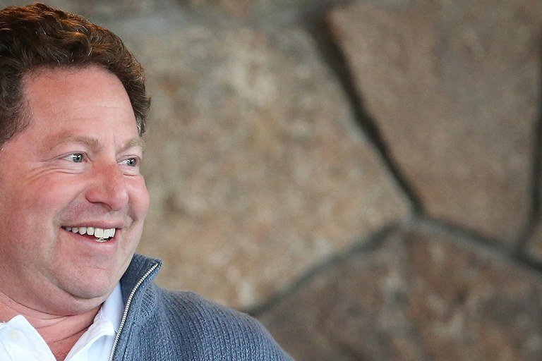 10 Things You Didn't Know About Activision Blizzard CEO Robert Kotick