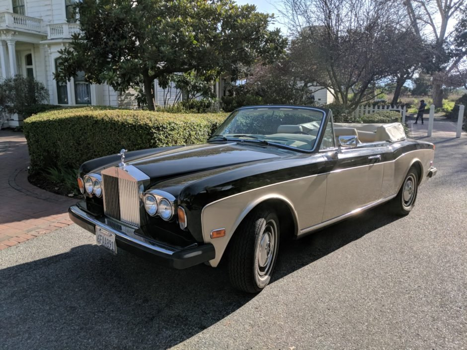 The History And Evolution Of The Rolls Royce Corniche