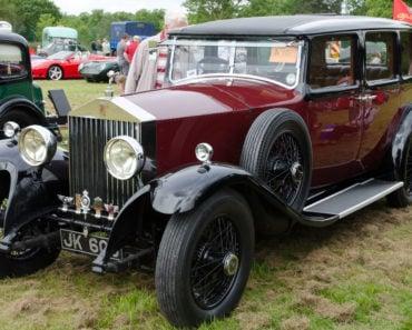 Rolls Royce Twenty