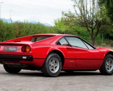 The 1975 Ferrari 308 GTS