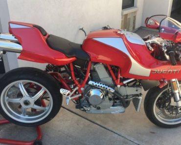 The 2000 Ducati MH900e: A Closer Look