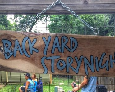 backyard story night austin