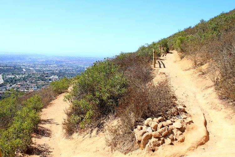 Cowles Mountain San Diego