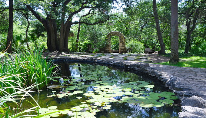 mayfield park austin texas