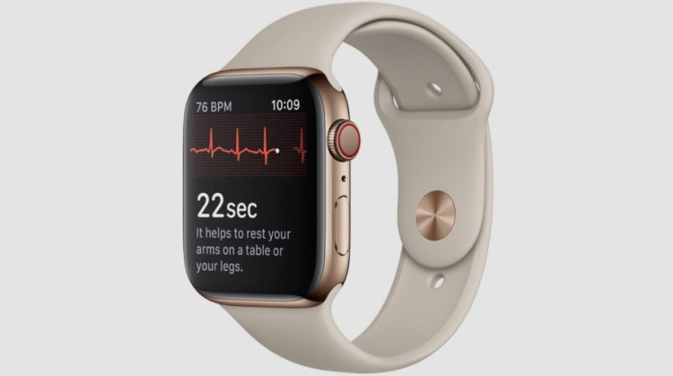 Wearable ECG