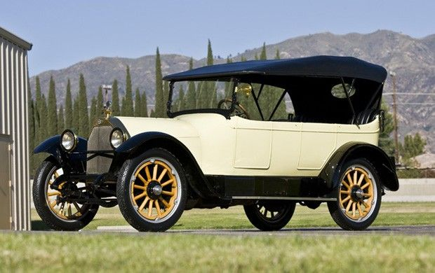 1915 Owen Magnetic Touring Car
