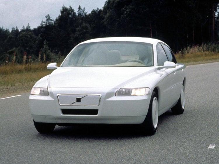 1992 Volvo EEC