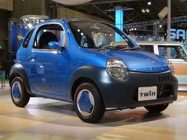 2003 Suzuki Twin