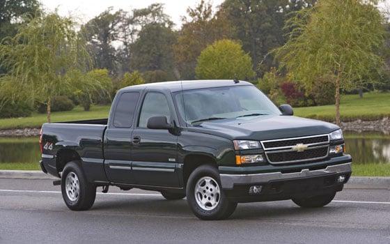 2004 Chevrolet Silverado/GMC Sierra Hybrid