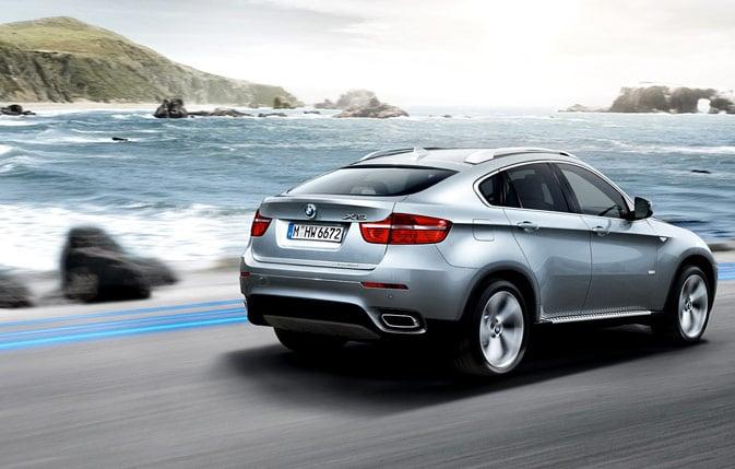 2009 BMW Concept X6 ActiveHybrid
