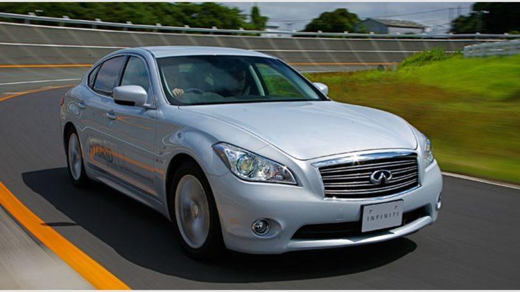 2011 Infinity M35 Hybrid