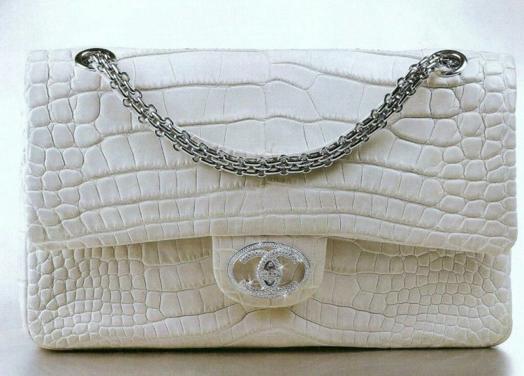 Chanel Diamond Forever Bag