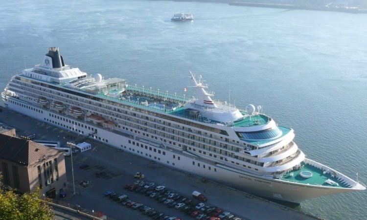 Cyrstal Cruises 2