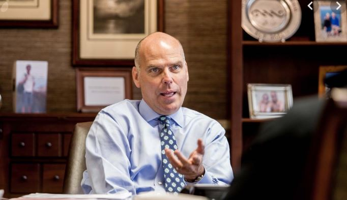 Douglas C. Yearly Jr.
