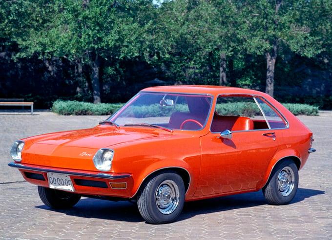 General Motors XP 883