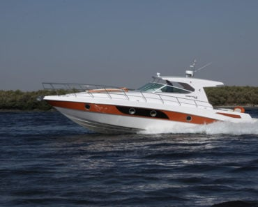 Gulf Craft Oryx 42