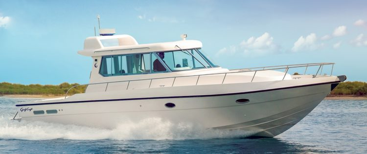 Gulf Craft Silvercraft 40