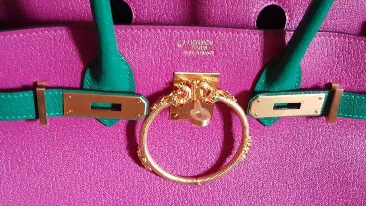 Hermes Special Order horseshoe