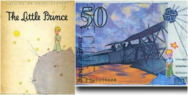 Le Petit Prince (The Little Prince) by Antoine de Saint-Exupéry