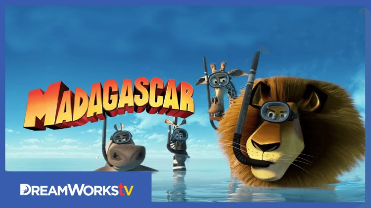 Madagascar 3 Europe Most Wanted