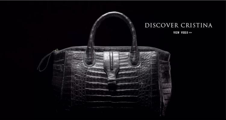 Nancy Gonzalez Porousus Bag
