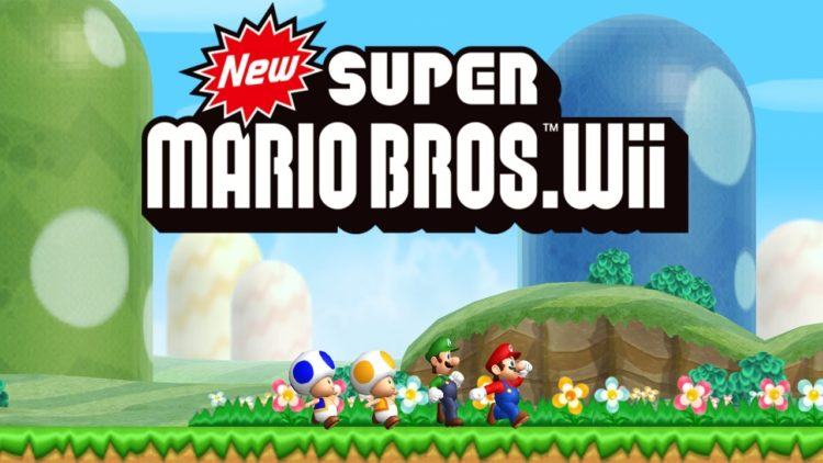 New Super Mario Bros for Wii