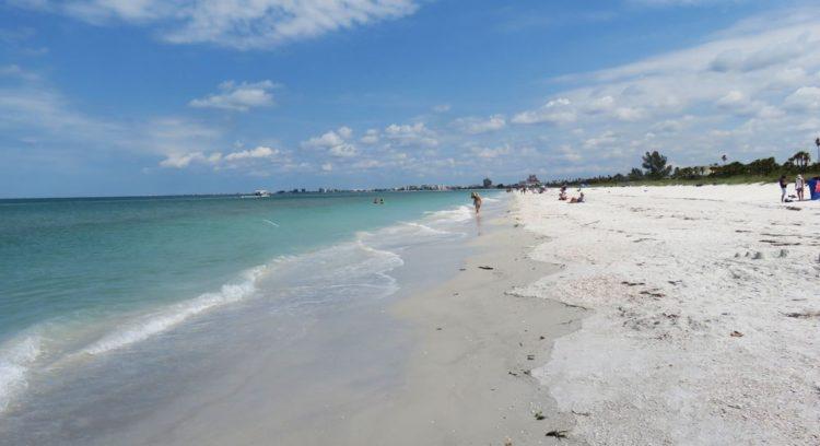 Pass-A-Grill Beach