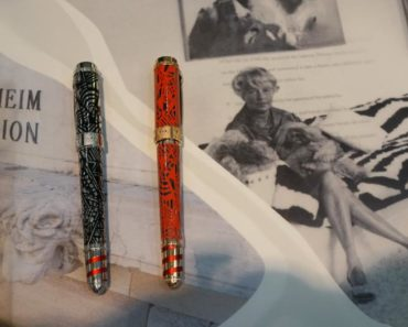 A Closer Look at the Peggy Guggenheim 888 Limited Edition Fountain Pen