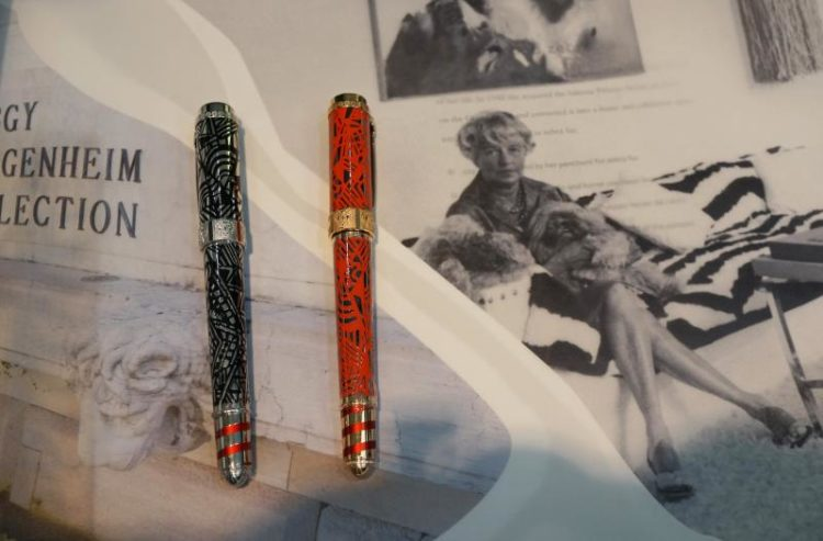 Peggy Guggenheim 888 fountain pen