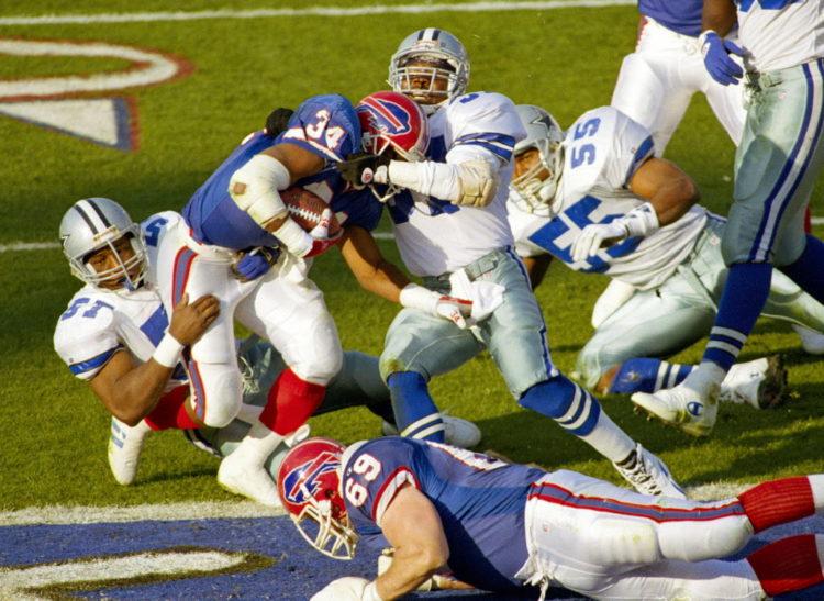 Super Bowl XXVII in 1993