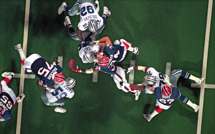 Super Bowl XXVIII in 1994