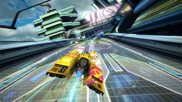 Wipeout Omega Collection number 1