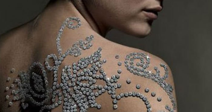 Most Expensive Tattoo