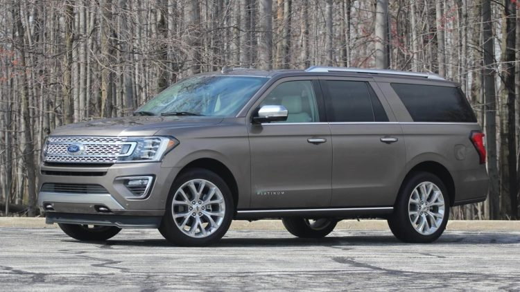 2018 Ford Expedition Platinum Max - $81,590